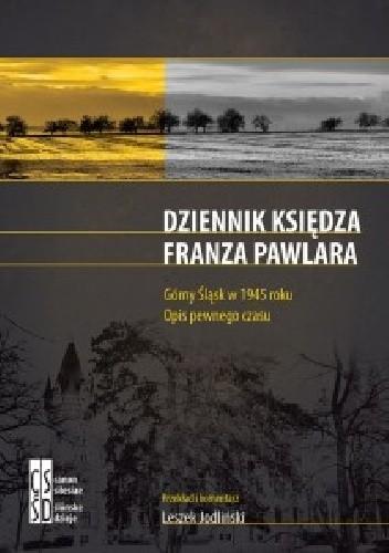 Okładka książki Dziennik księdza Franza Pawlara