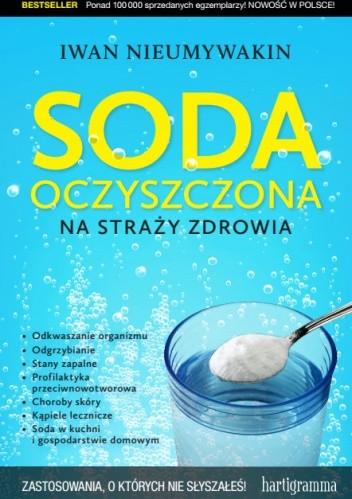 Okładka książki Soda oczyszczona na straży zdrowia