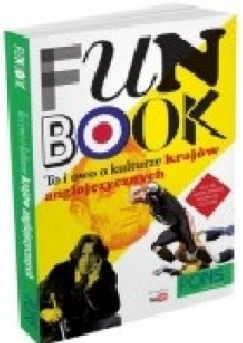 Okładka książki Funbook. To i owo o kulturze krajów anlojęzycznych