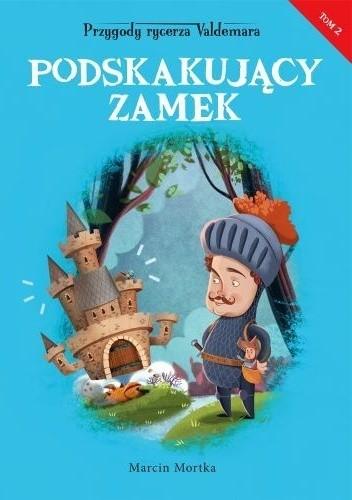 Okładka książki Podskakujący zamek