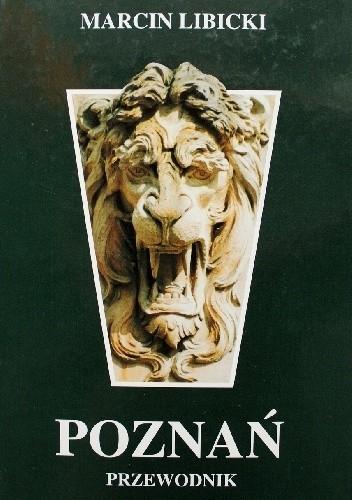 Okładka książki Poznań przewodnik
