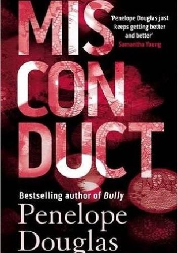 Okładka książki Misconduct