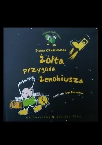 Okładka książki Żółta przygoda Zenobiusza