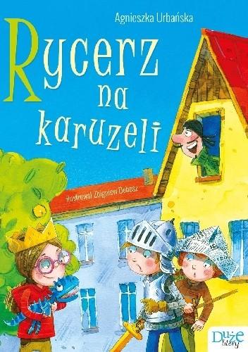 Okładka książki Rycerz na karuzeli