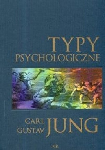 Okładka książki Typy psychologiczne