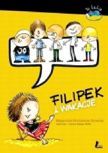 Okładka książki Filipek i wakacje