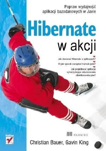 Okładka książki Hibernate w akcji