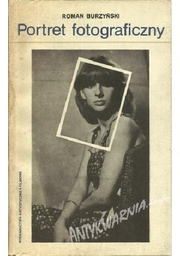 Okładka książki Portret fotograficzny