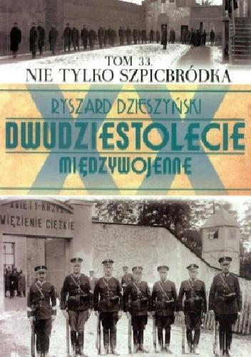 Okładka książki Nie tylko Szpicbródka