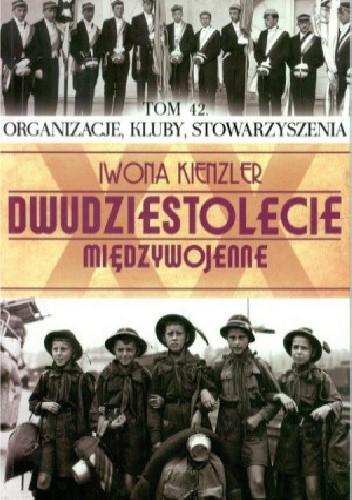 Okładka książki Organizacje, kluby, stowarzyszenia