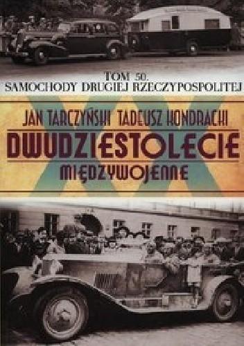 Okładka książki Samochody Drugiej Rzeczypospolitej