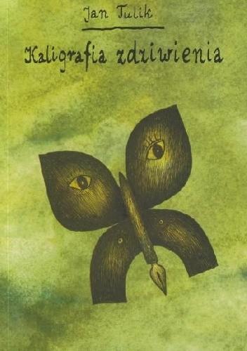 Okładka książki Kaligrafia zdziwienia