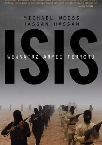 Okładka książki ISIS. Wewnątrz armii terroru