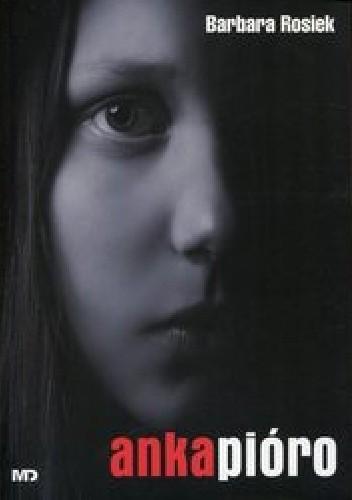 Okładka książki Anka Pióro