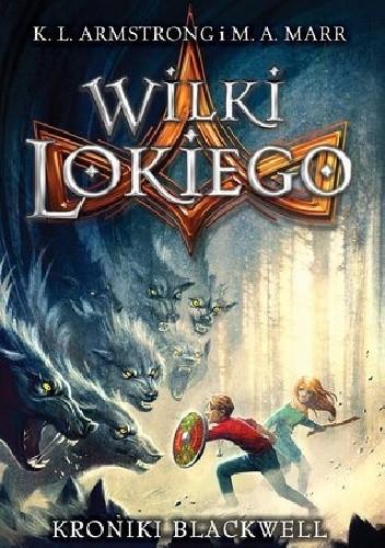 Okładka książki Wilki Lokiego