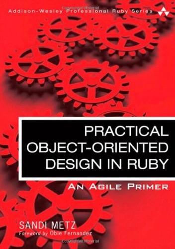 Okładka książki Practical Object-Oriented Design in Ruby: An Agile Primer