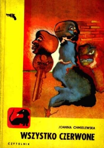 Okładka książki Wszystko czerwone