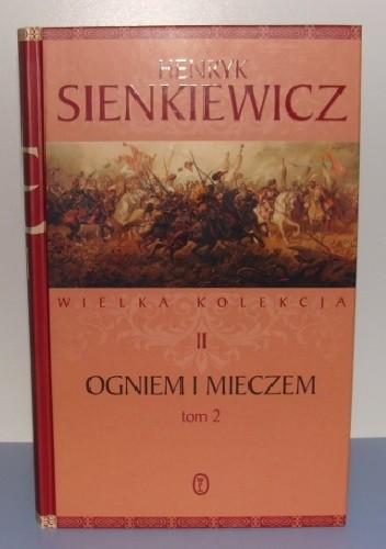 Okładka książki Ogniem i mieczem tom 2