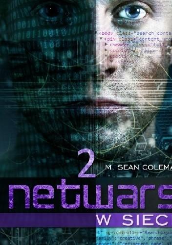 Okładka książki Netwars. Kodeks. Epizod 2