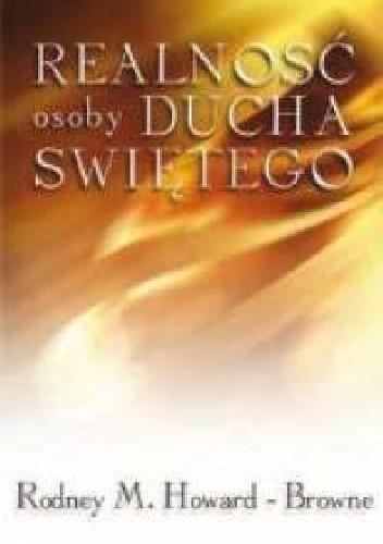 Okładka książki Realność Osoby Ducha Świętego