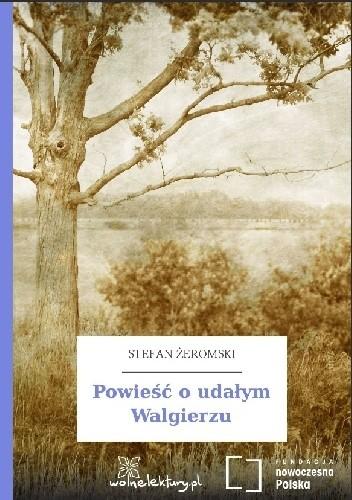 Okładka książki Powieść o udałym Walgierzu