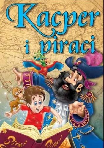 Okładka książki Kacper i piraci