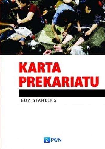 Okładka książki Karta Prekariatu