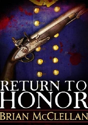 Okładka książki Return to Honor