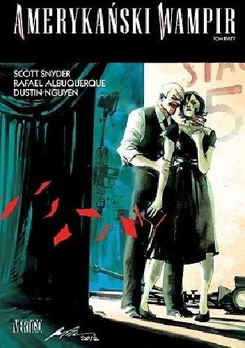 Okładka książki Amerykański wampir #05
