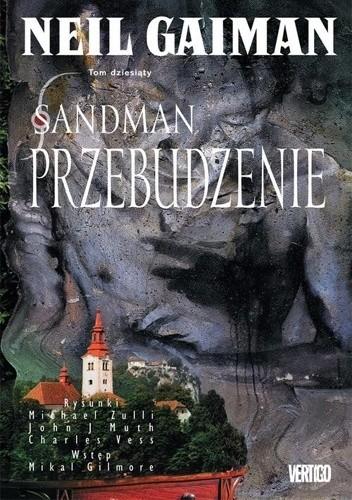 Okładka książki Sandman: Przebudzenie