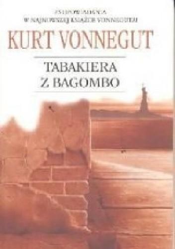 Okładka książki Tabakiera z Bagombo