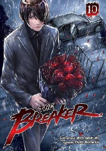 Okładka książki The Breaker t.10