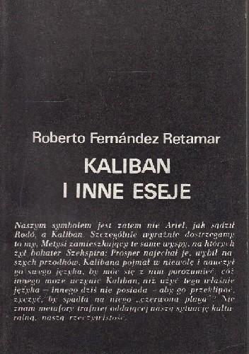 Okładka książki Kaliban i inne eseje
