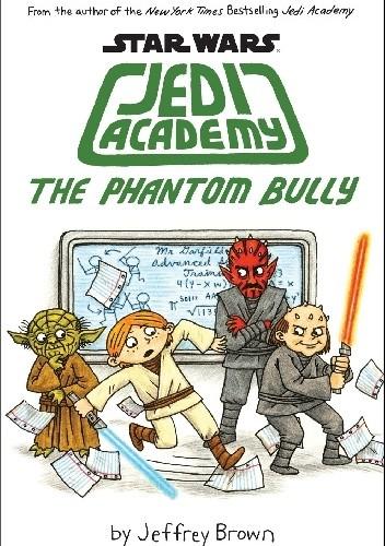 Okładka książki Akademia Jedi. Łobuz Widmo