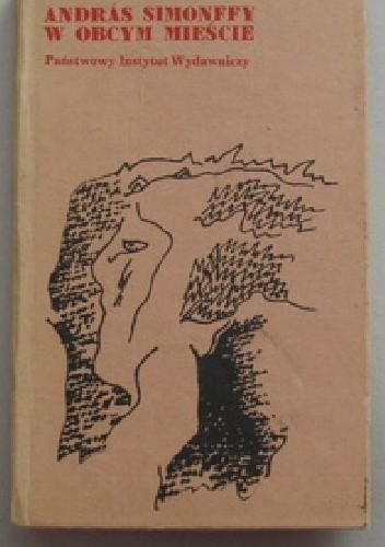 Okładka książki W obcym mieście