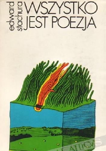 Okładka książki Wszystko jest poezja