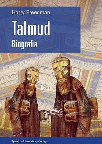 Okładka książki Talmud. Biografia