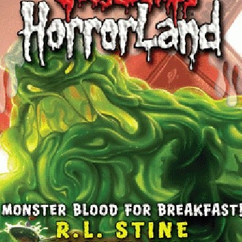Okładka książki Monster Blood for Breakfast!