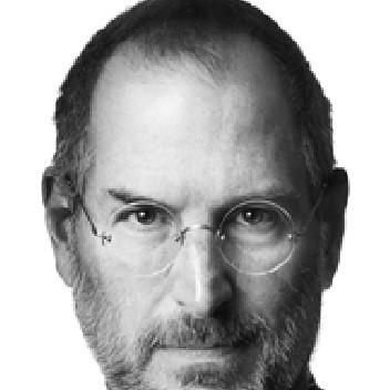 Okładka książki Steve Jobs