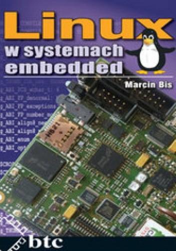 Okładka książki Linux w systemach embedded