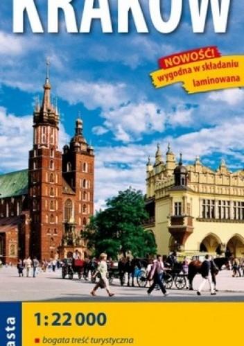 Okładka książki Kraków. Plan miasta. 1:22 000 ExpressMap