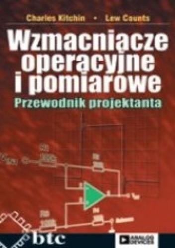 Okładka książki Wzmacniacze operacyjne i pomiarowe. Przewodnik projektanta