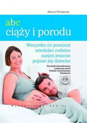 Okładka książki ABC ciąży i porodu