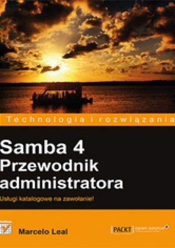Okładka książki Samba 4. Przewodnik administratora