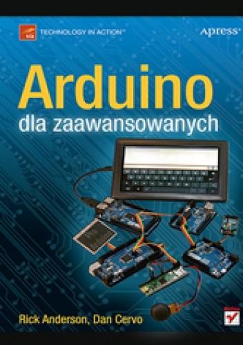 Okładka książki Arduino dla zaawansowanych