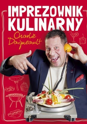Okładka książki Imprezownik kulinarny