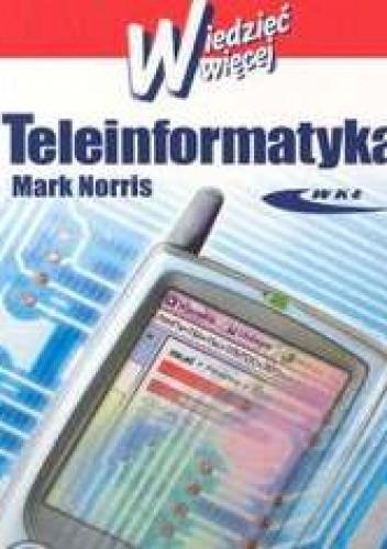 Okładka książki Teleinformatyka