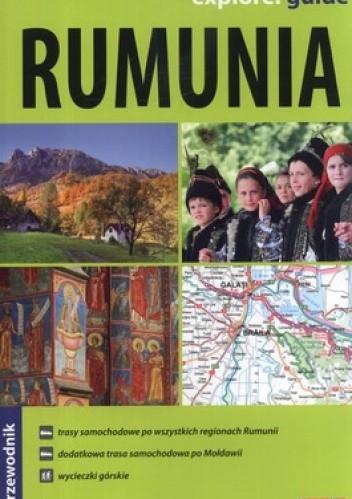 Okładka książki Rumunia. Przewodnik