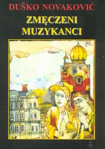 Okładka książki Zmęczeni muzykanci