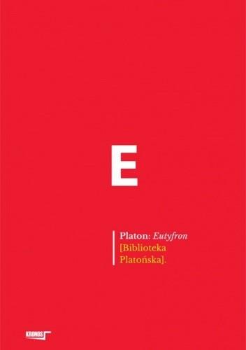 Okładka książki Eutyfron